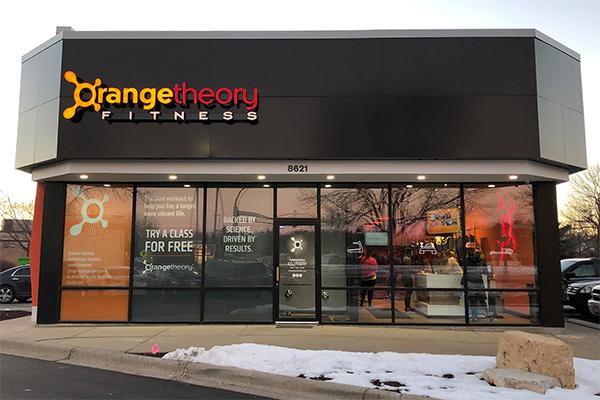 Wyatt Work - Orange Theory Fitness